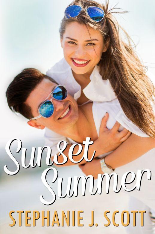 Sunset Summer: Love on Summer Break book 2