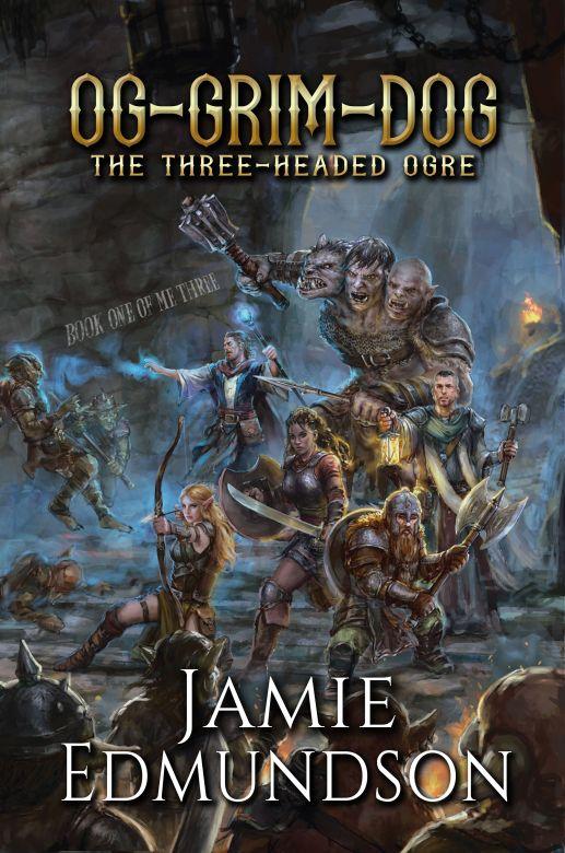 Og-Grim-Dog: The Three-Headed Ogre