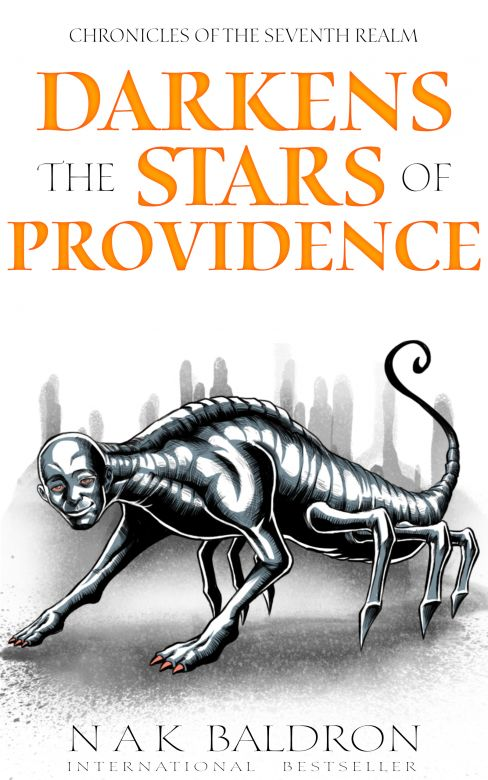 Darkens the Stars of Providence