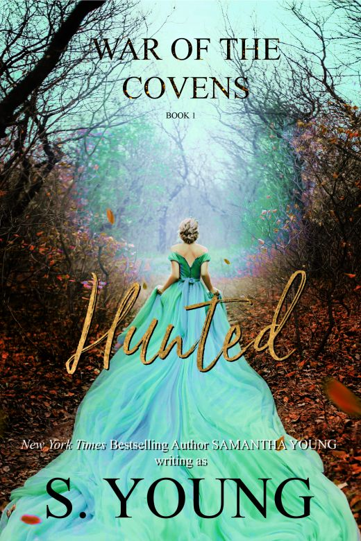Hunted (War of the Covens #1)