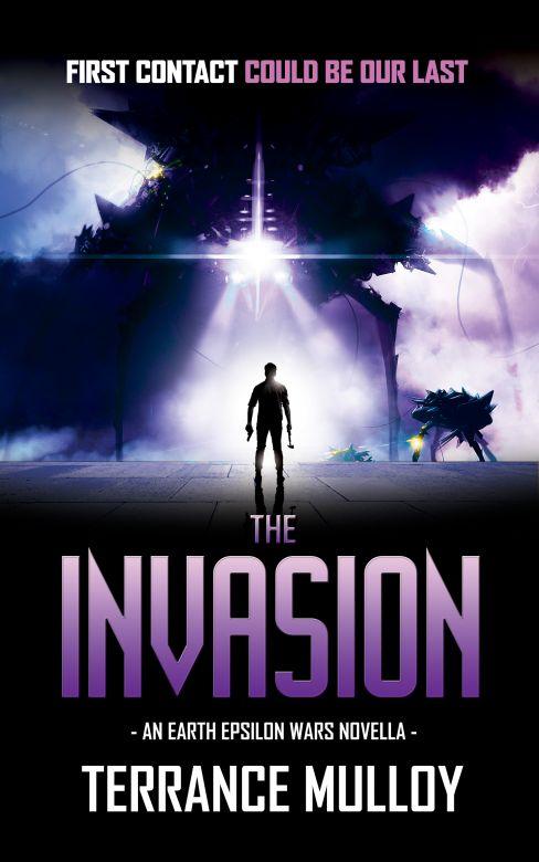 The Invasion - an Earth Epsilon Wars prequel