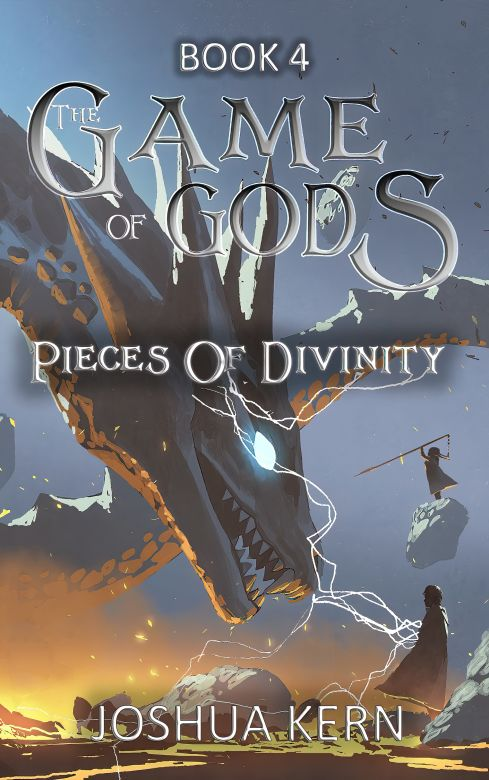 The Game of Gods 4: Pieces of Divinity