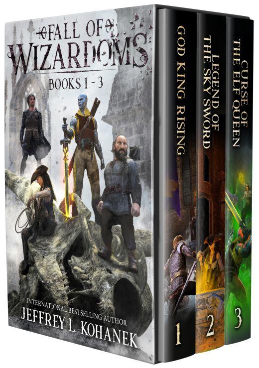 Fall of Wizardoms Box Set: Books 1-3
