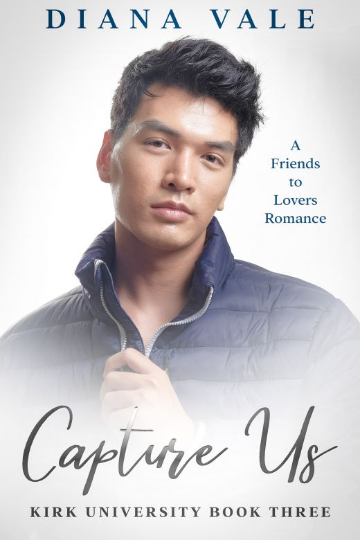 Capture Us: A Friends to Lovers Contemporary Romance Novella