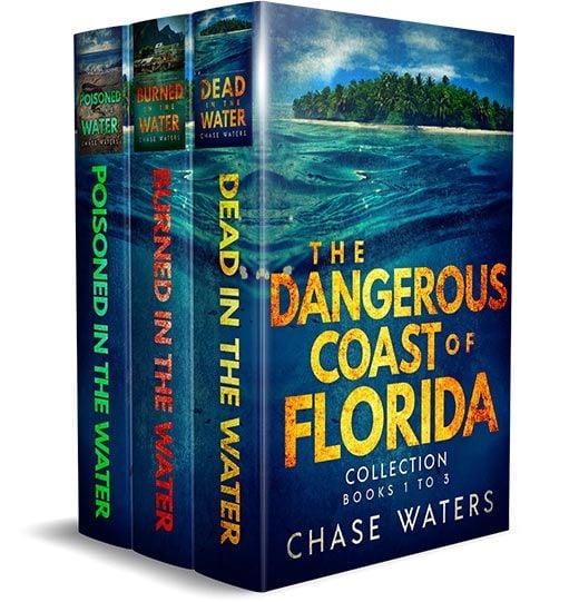 The Dangerous Coast of Florida: A Coastal Mystery Box Set Books 1-3