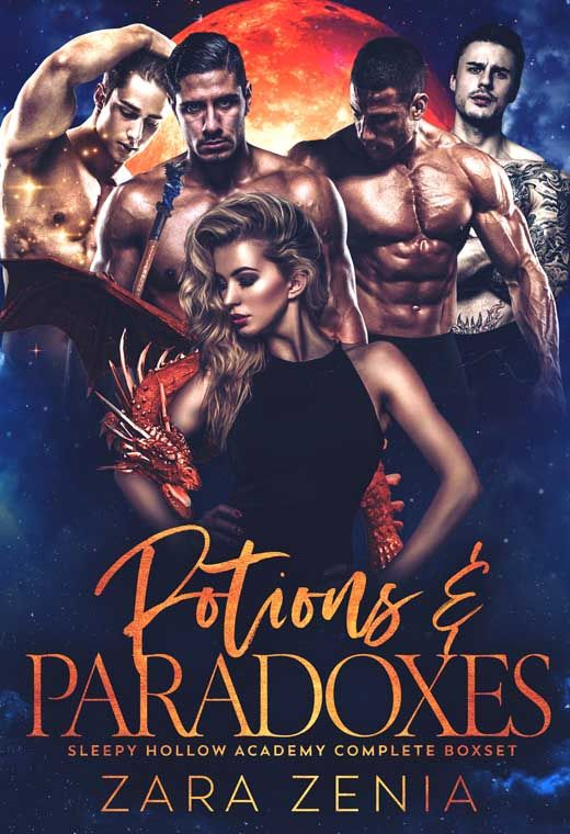 Potions and Paradoxes: A Paranormal Romance Collection