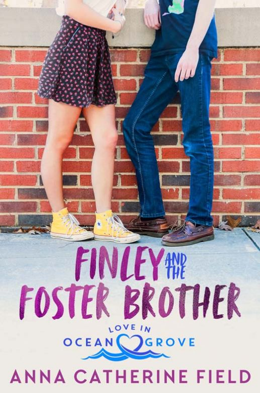 Finley and the Foster Brother: Young Adult Sweet Romance
