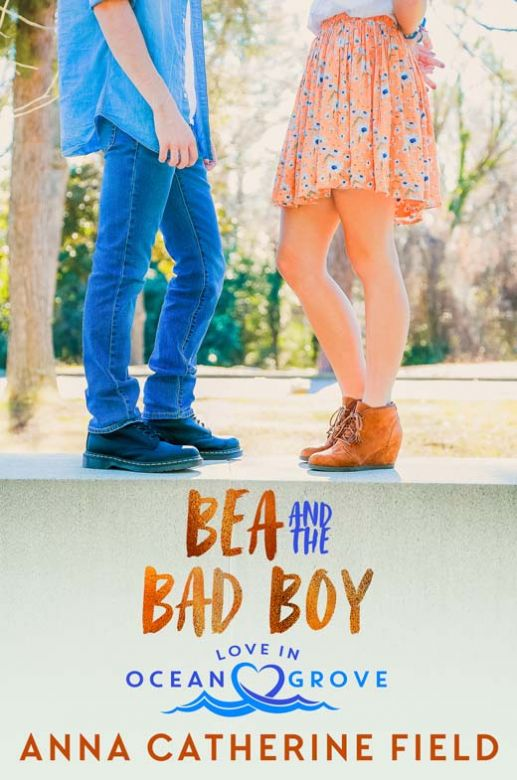 Bea and the Bad Boy: Young Adult Sweet Romance