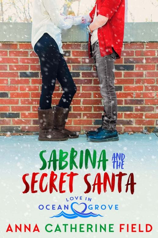 Sabrina and the Secret Santa: Sweet Holiday Romance