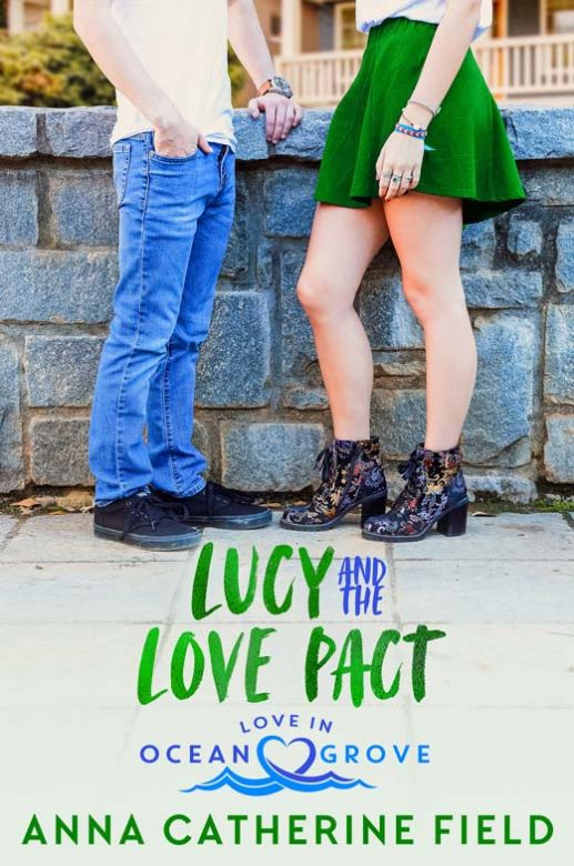 Lucy and the Love Pact: Young Adult Fake Romance