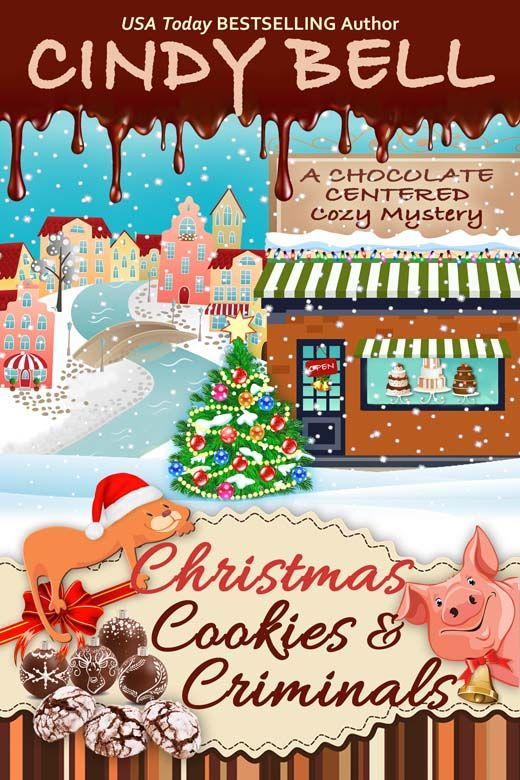 Christmas Cookies and Criminals