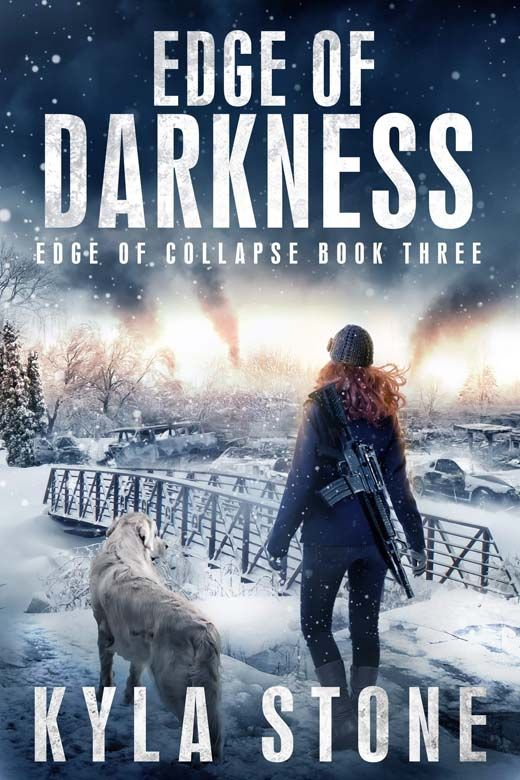Edge of Darkness: A Post-apocalyptic Emp Survival Thriller