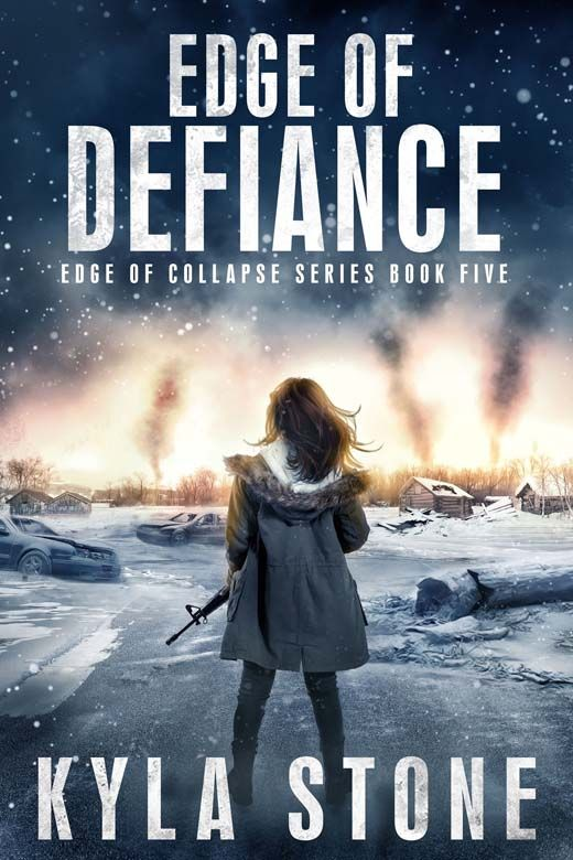 Edge of Defiance: An Emp Post-apocalyptic Survival Thriller