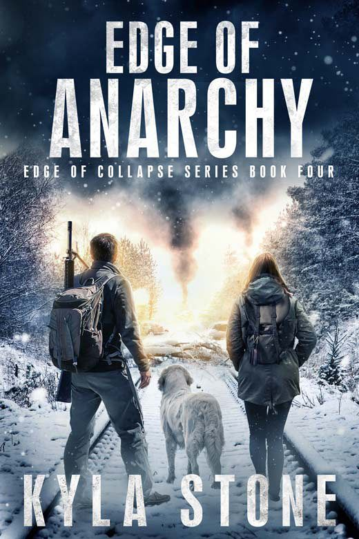 Edge of Anarchy: A Post-apocalyptic Emp Survival Thriller