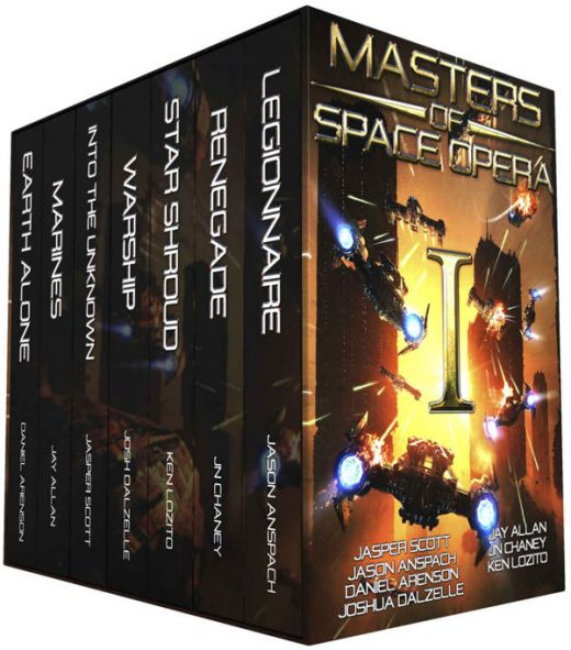 Masters of Space Opera