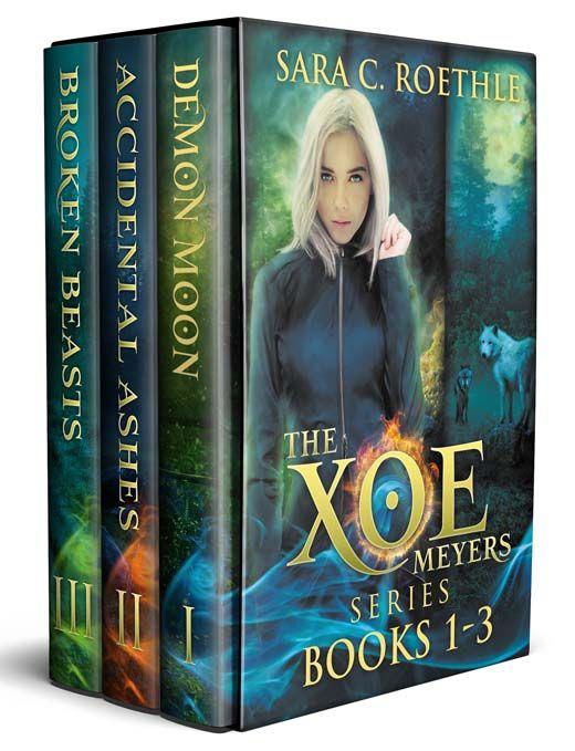 The Xoe Meyers Series: Books 1-3