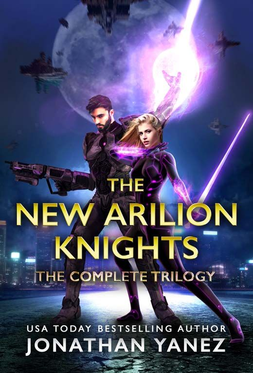 The New Arilion Knights Boxed Set Books 1 - 3