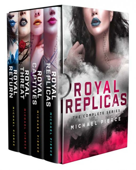 Royal Replicas: The Complete Series