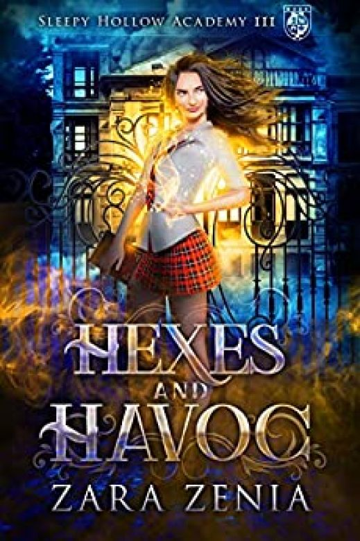 Hexes and Havoc: A Paranormal Academy Bully Romance
