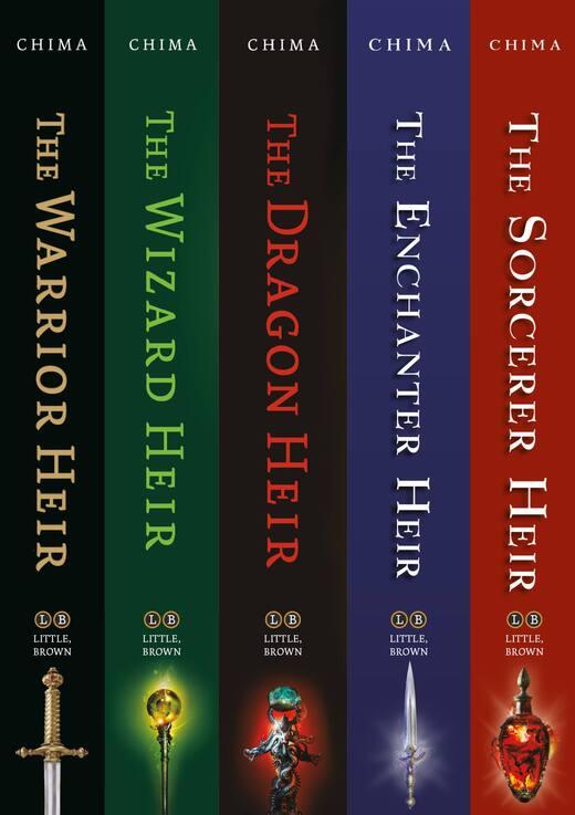Heir Chronicles: Books I-V