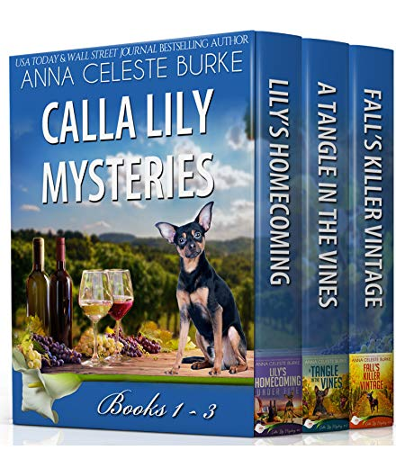 The Calla Lily Mysteries