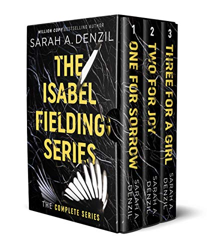 The Isabel Fielding Series: The Complete Trilogy