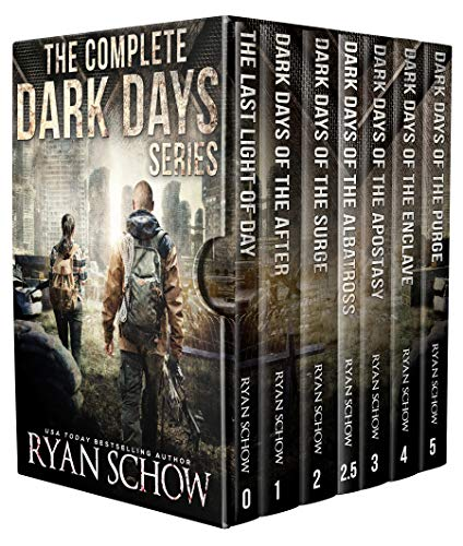 The Complete Dark Days Series: A Post-apocalyptic, Grid-down Survival Series