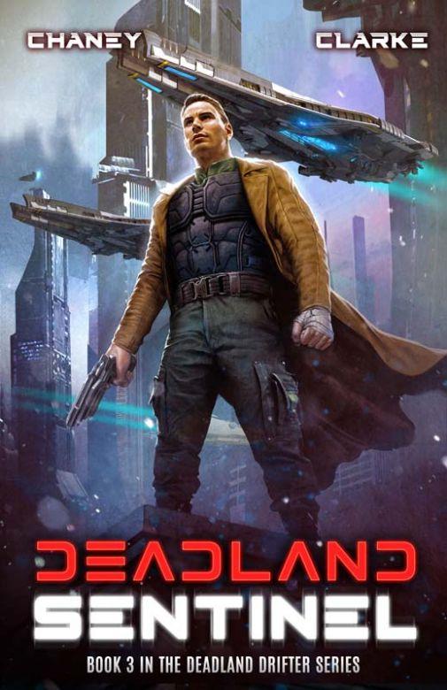 Deadland Sentinel: A Scifi Thriller