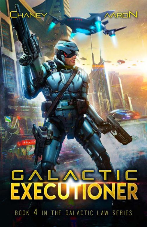 Galactic Executioner: A Military Scifi Thriller