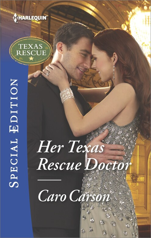 Her Texas Rescue Doctor