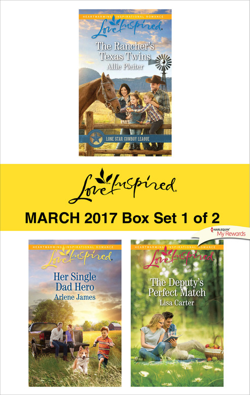 Harlequin Love Inspired March 2017 - Box Set 1 of 2