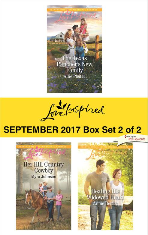 Harlequin Love Inspired September 2017 - Box Set 2 of 2