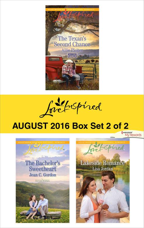 Harlequin Love Inspired August 2016 - Box Set 2 of 2