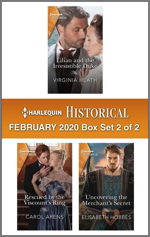 Harlequin Historical February 2020 - Box Set 2 of 2