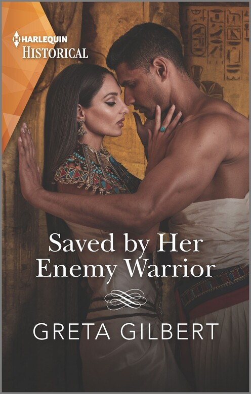 Saved by Her Enemy Warrior
