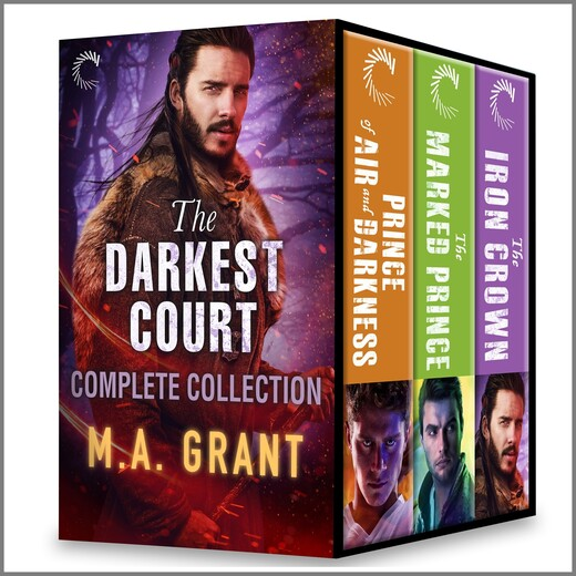 The Darkest Court Complete Collection
