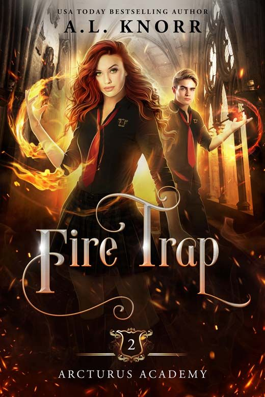 Fire Trap: A Young Adult Fantasy