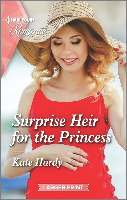 Surprise Heir for the Princess