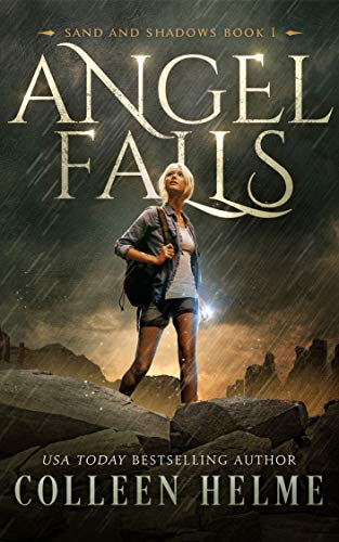 Angel Falls: Sand and Shadows Book 1