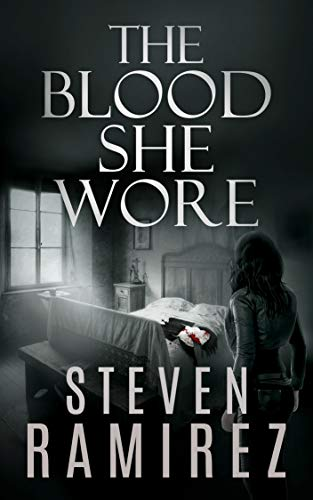 The Blood She Wore: A Sarah Greene Supernatural Mystery