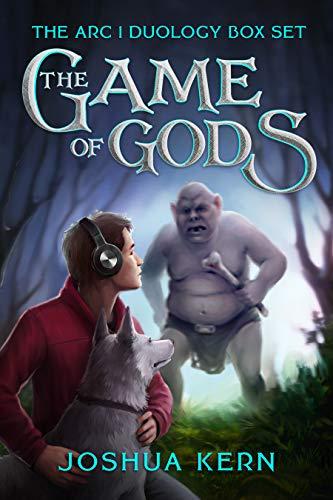 The Game of Gods: Arc 1 Duology Box Set - A LitRPG / Gamelit Dystopian Fantasy Novel