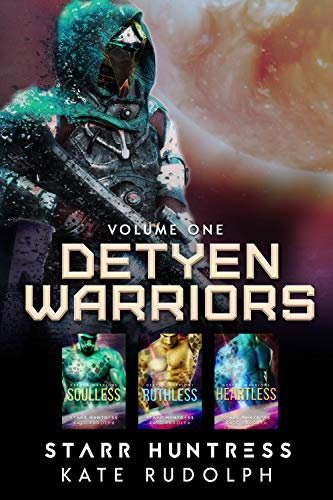 Detyen Warriors: Volume One: Fated Mate Alien Romance