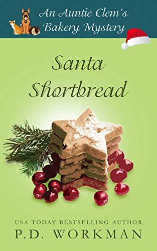 Santa Shortbread