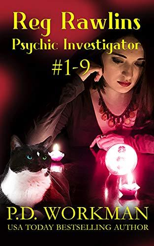 Reg Rawlins, Psychic Investigator 1-9
