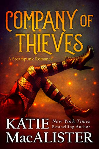Company of Thieves: A Steampunk Romance