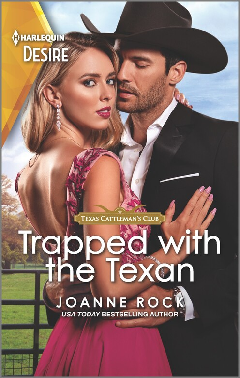 Trapped with the Texan
