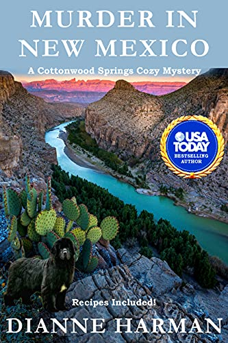 Murder in New Mexico: A Cottonwood Springs Cozy Mystery