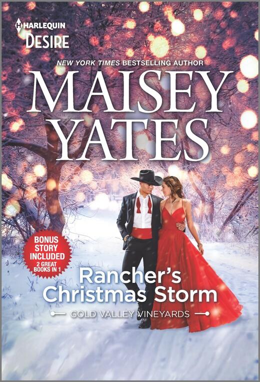 Rancher's Christmas Storm & Seduce Me, Cowboy
