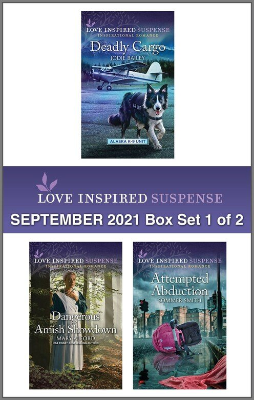 Love Inspired Suspense September 2021 - Box Set 1 of 2