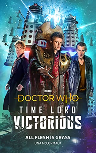 Doctor Who: All Flesh is Grass: Time Lord Victorious